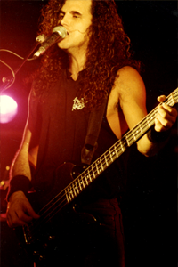 vengeance incorporated - guy lead vocals & bass