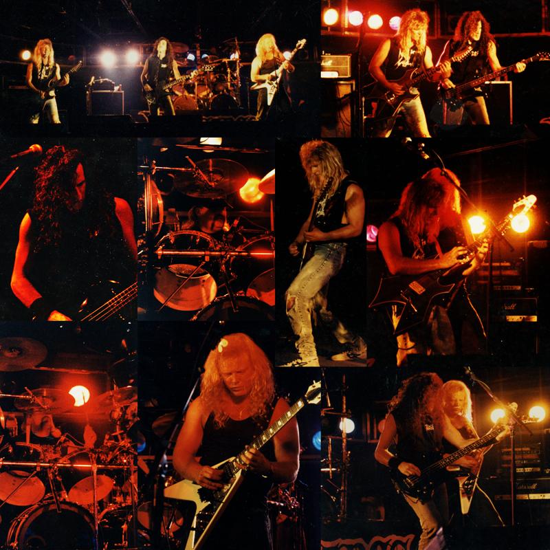 Love Kills band
