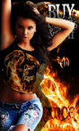 vengeance incorporated chase the dragon t-shirt models