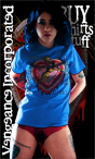 vengeance incorporated love kills t-shirt models