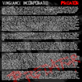 Vengeance Incorporated - Predator lyrics 1