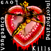 vengeance incorporated love kills cover