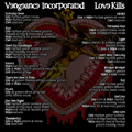 vengeance incorporated love kills credits